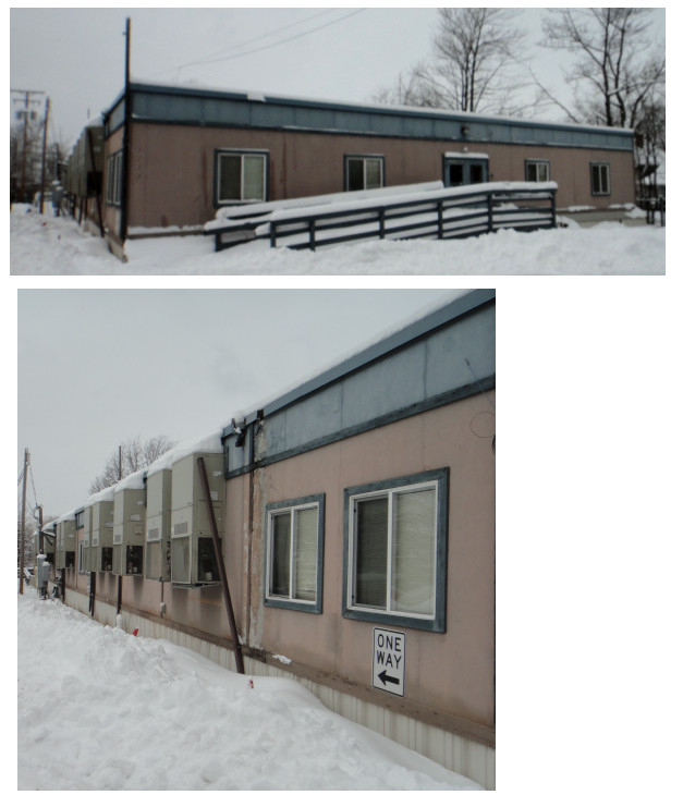 Used modular buildings inventory advanced modular space for Modular 4 plex