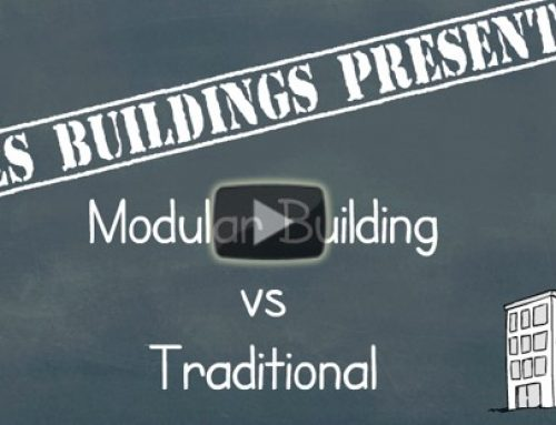 Video – Traditional versus Modular Construction