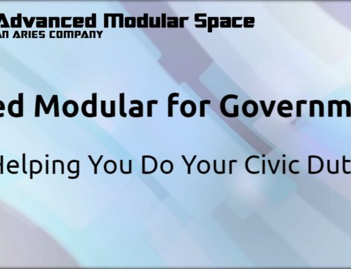 Used Modular Buildings for Government