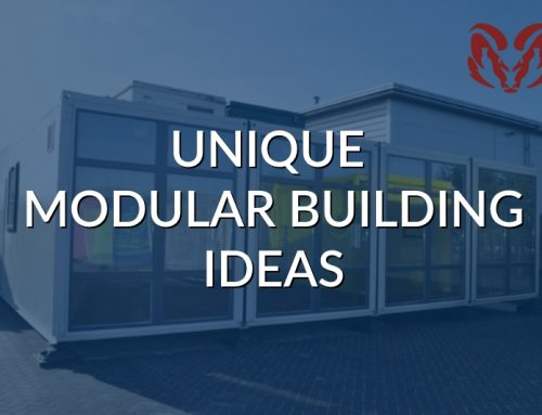 Unique Modular Buildings: Ideas for 2018