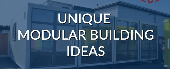 unique modular buildings